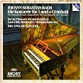 Bach: Concertos for 3 & 4 harpsichords (BWV 1063-1065) /Pinnock � Gilbert � Mortensen � N Kraemer � English Concert