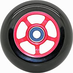 Razor Ultra Pro Wheel Black-Red 100mm