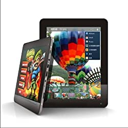 Ployer Momo8 IPS Tablet PC - 8 Inch Android 4.1.1 (Jelly Bean), IPS SCREEN; BLUETOOTH; WIFI; ROCKCHIP RK3066 DUAL CORE - 2 X CORTEX A9; QUAD GPU - IPS 1024 x 768 Capacitive 5 Point Touch Screen, 16GB Storage, 1GB DDR3 Memory, Ultra Thin 8.9mm design with Metal Rear - HDMI & 3D Output - New Google Play Installed - 1.3MP Front Facing Camera - Flash 11.1 Pre-Installed - All iPlayers and Flash Content Compatible