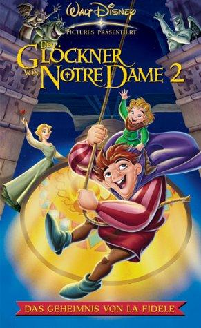 Der Glöckner von Notre Dame 2 - Das Geheimnis von La Fidèle [VHS]