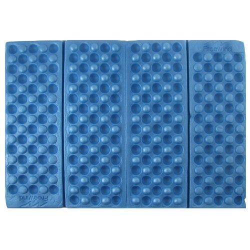 Blue Foldable Folding Foam Waterproof Chair Cushion Seat Pads front-1037173