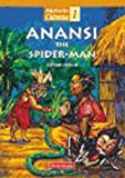 Alpha to Omega Fiction: Anansi the Spider Man (Gillian Oxford)