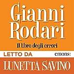 Il libro degli errori   Gianni Rodari