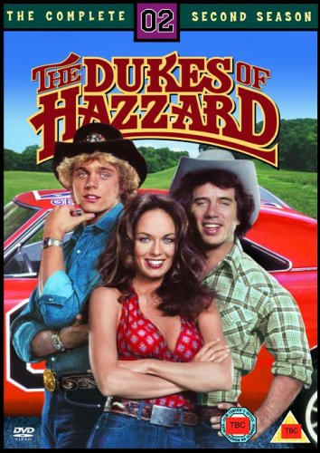 The Dukes of Hazzard - Season 2 [DVD]