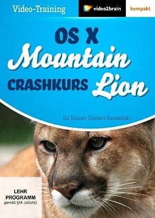 OS X Mountain Lion - Crashkurs
