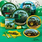 John Deere Standard Party Pack for 8 Party Supplies