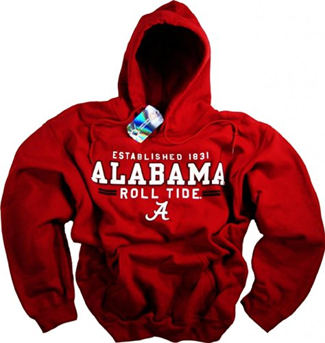 Alabama Crimson Tide Shirt Hoodie Sweatshirt T-Shirt Jersey University Apparel XL