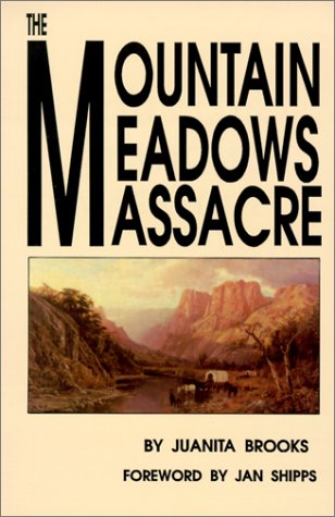 The Mountain Meadows Massacre, Juanita Brooks