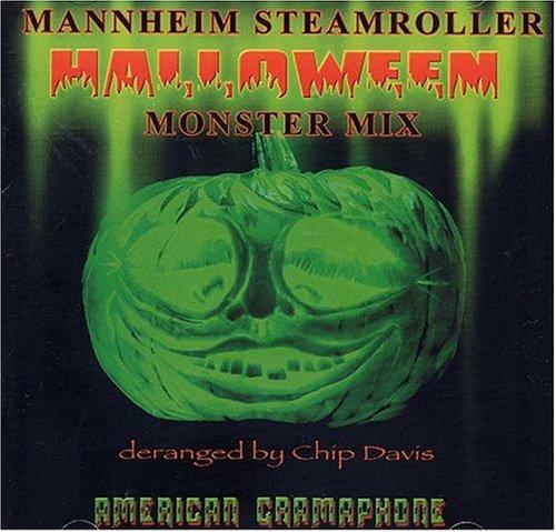 Mannheim Steamroller - Halloween Monster Mix - Zortam Music