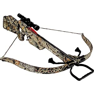 Horton® Legacy™ HD 200 Scope Crossbow Package
