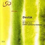 Dvorak: Symphonies Nos. 6 - 9