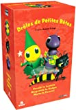echange, troc Drôles de petites bêtes : Carole la luciole / Huguette la guêpe / Marie la fourmi - Coffret 3 VHS