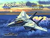 Image of F-14 Tomcat in action - Aircraft Color Series No. 206