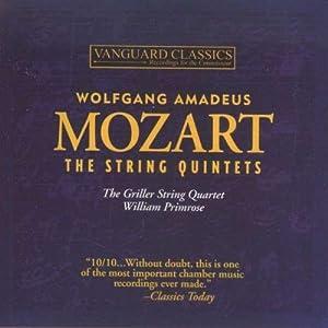 Complete String Quintets, The (Griller String Quartet)