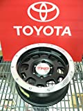 Toyota Aluminum TRD Black Wheel