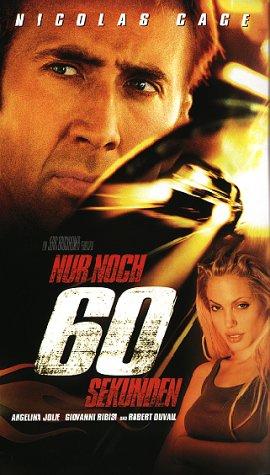 Nur noch 60 Sekunden [VHS]