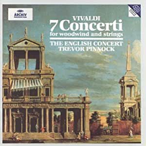 7 Concerti for Woodwind & Strings