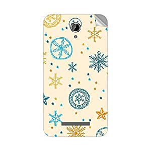 Garmor Designer Mobile Skin Sticker For Panasonic T41 - Mobile Sticker