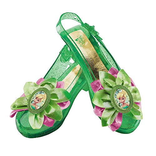 Disguise Disney Fairies Tinker Bell Sparkle Shoes - 1