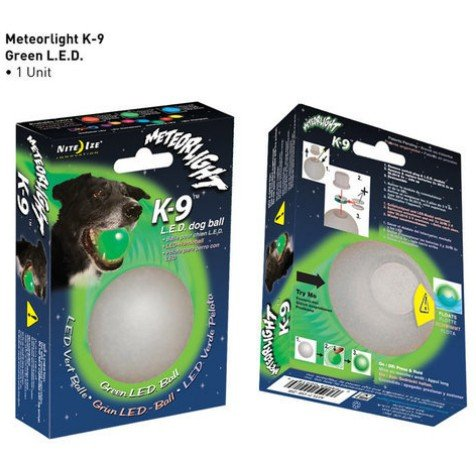 Pet Toy Dog ??Toy Pet Luminous Meteor Ball Flash Ball Bite Resistant Waterproof