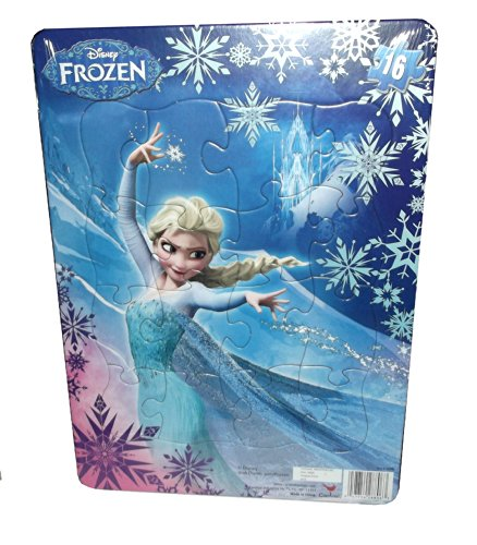 Disney Frozen Elsa 16 Piece Puzzle-1 ct