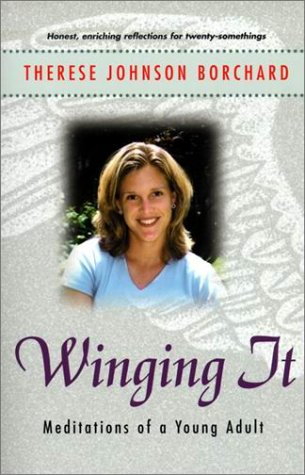 Image for Winging It : Meditations of a Young Adult