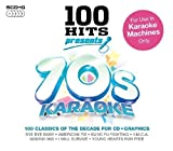100 Hits Presents: 70s Karaoke Various Artists