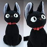 ぬいぐるみ M おすましジジ (黒猫・ねこ・ネコ) NEW (魔女の宅急便) 【スタジオジブリ】