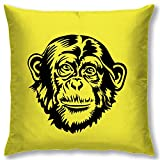 Right Digital Printed Clip Art Collection Cushion Cover RIC0034a-Beige