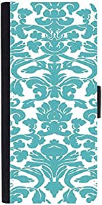 Snoogg Motif Print Graphic Snap On Hard Back Leather + Pc Flip Cover Samsung ...
