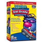 TLC Zoombinis 3rd Grade Learning System (PC & Mac) [Old Version]