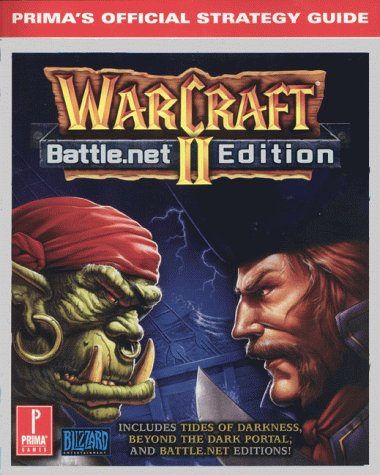 Warcraft II : Primas Official Strategy Guide, NOT AVAILABLE (NA)