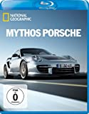 Mythos Porsche - National Geographic [Blu-ray]