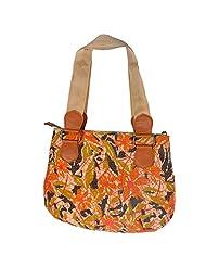Mankha Women's Cotton Multi-Color Handbag - B00YAITFLI