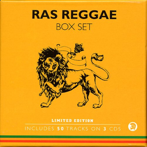 Trojan Ras Reggae Box Set