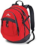 High Sierra Fat Boy Backpack (Crimson Mercury)