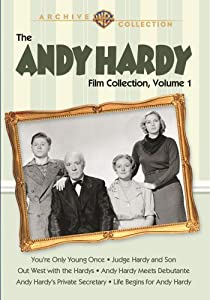 The Andy Hardy Collection: Volume 1 from Warner Archive