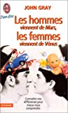 Les Hommes viennent de Mars, les femmes viennent de Vnus
