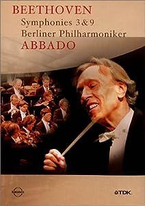 Beethoven, Ludwig van - Symphonies 3 & 9