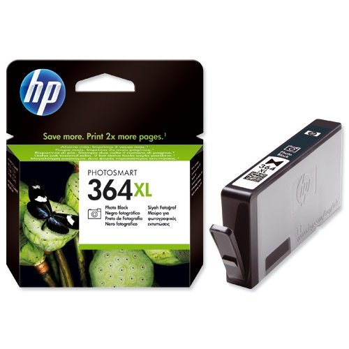 HP 364XL Photo Black Ink Cartridge [Office Product]