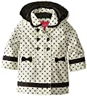 London Fog Baby-Girls Infant Polka Dot Trench with Bows
