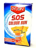 Dylon Colour Run Remover for Machine or Hand Use (2 Sachet Pack)