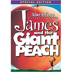 Amazon.com: James and the Giant Peach (Special Edition): Simon ...