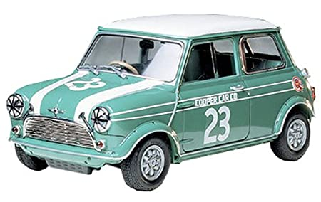 Tamiya - 24130 - Maquette - Mini Cooper Racing - Echelle 1:24