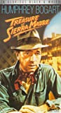 Treasure of Sierra Madre [VHS]