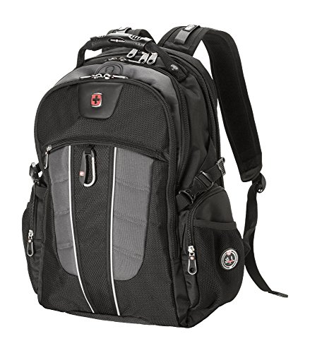 SwissGear Backpack Laptop Travel Backpack ScanSmart