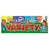 Kellogg's Variety Pack 8s 200g Case of 8