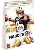 Madden NFL 11: Prima Official Game Guide