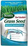 Scotts Turf Builder Grass Seed - Kentucky Bluegrass Mix, 3-Pound (Not Sold in Louisiana)
