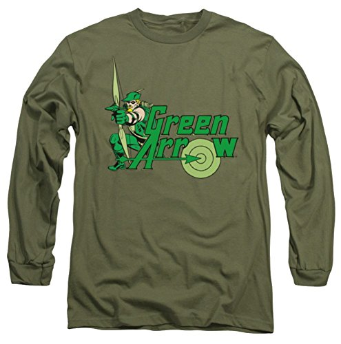 DC Green Arrow Aim Long Sleeve T-Shirt